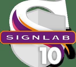 Signlab logo 10