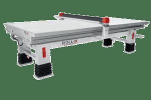 Roll-x flatbedlaminator