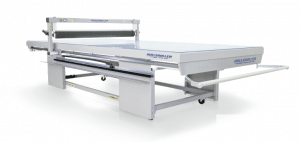 RollsRoller regular Flatbed laminator