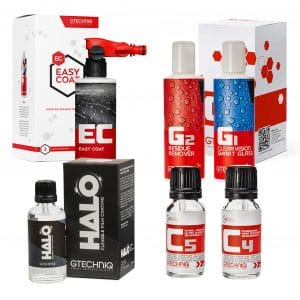 Gtechniq coating produkter