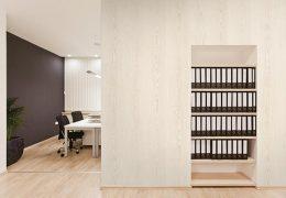 CoverStyl' designfolie kontor eksempel