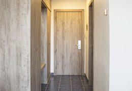 Designfolie til hotel - værelse efter
