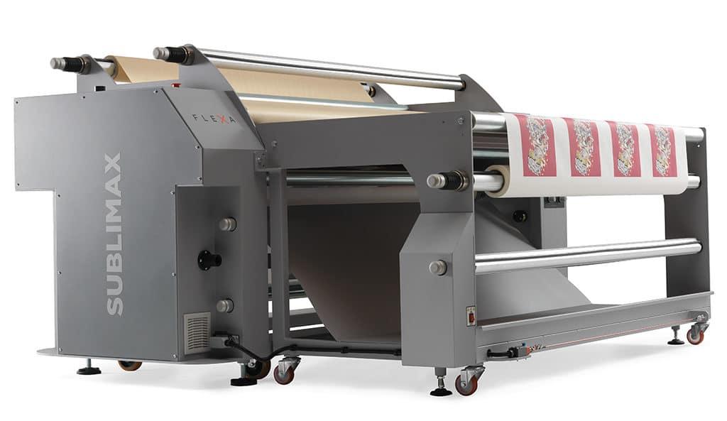 Flexa Sublimax DYE-SUB laminator