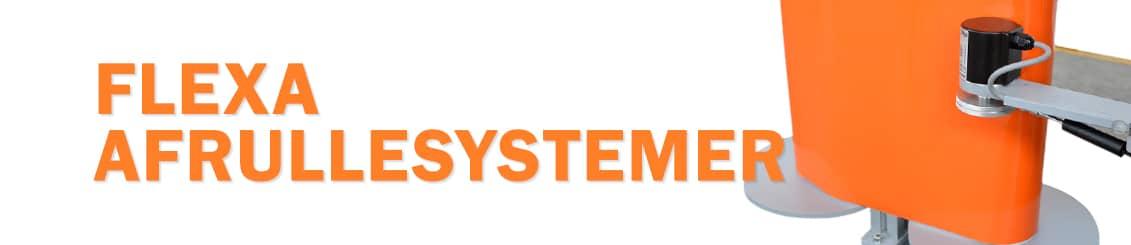 Flexa afrullesystem