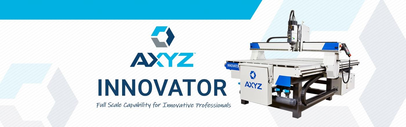 Axyz Innovator banner