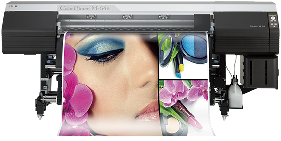 Seiko ColorPainter M64s storformatprinter