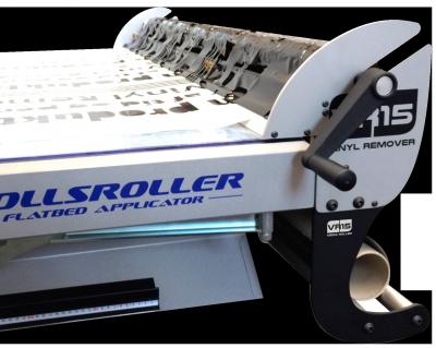 VR15 magnetadaptor rollsroller