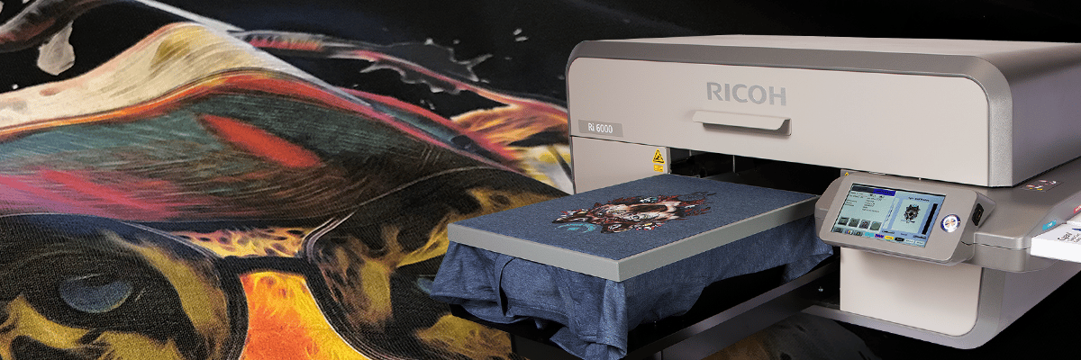Ricoh Ri6000 Banner