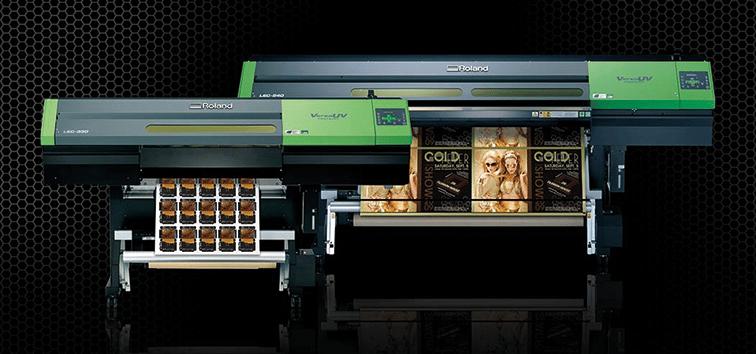 Roland LEC printer