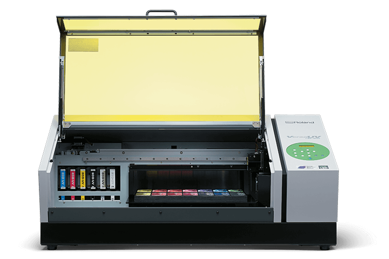 Roland LEF-200 VersaUV UV printer