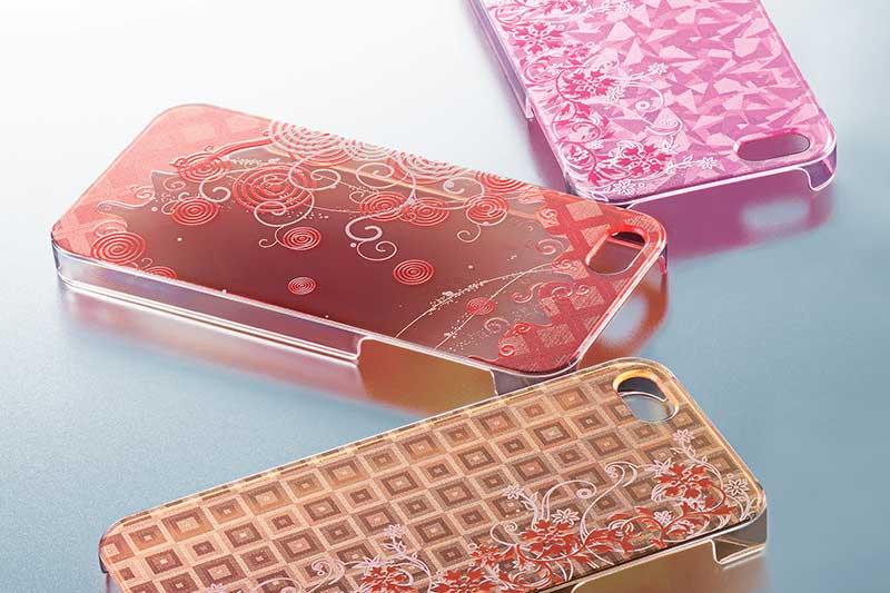 Roland LEF phone cases