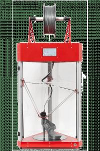 Tractus 3D standard printere