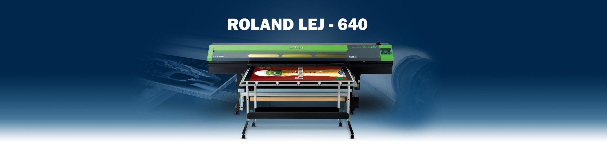 Roland LEJ-640 banner