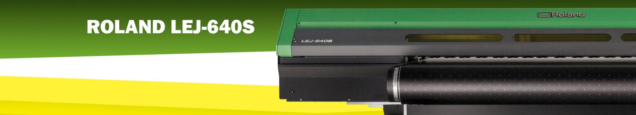 Roland LEJ-640S banner