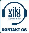 Kontakt vikiallo sidebar ikon