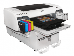 Azon TexPro T-shirt printer