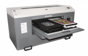 Azon TwinTex T-shirt printer