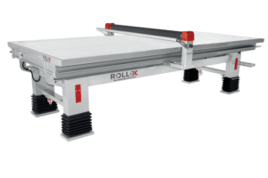 roll-x professional flatbed laminator